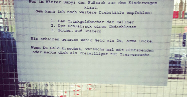 Fußsack Kinderwagen Berlin