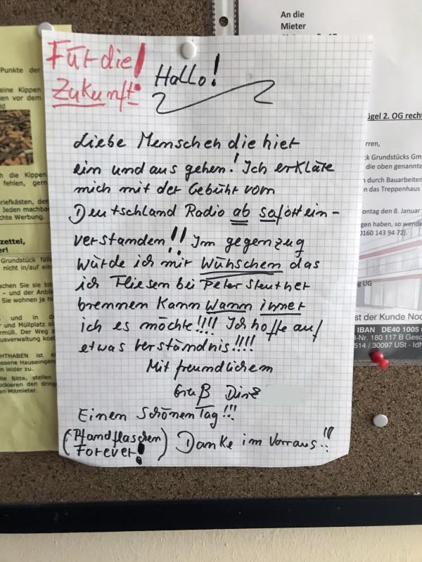 dirk dankt im voraus notes of berlin