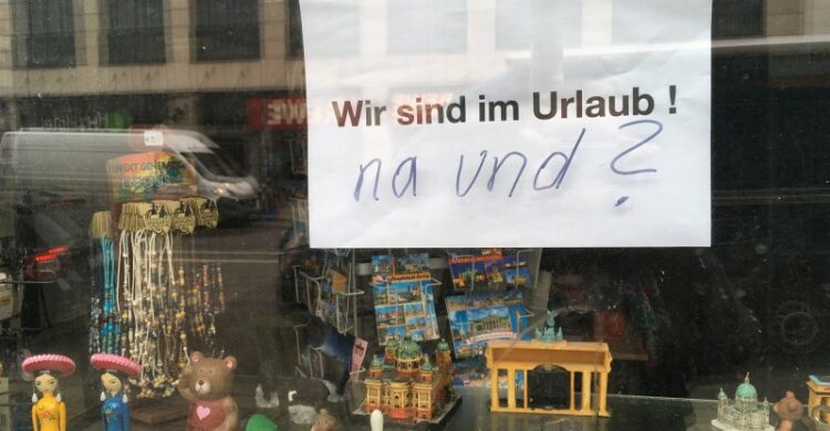 Urlaub Ostern Berlin