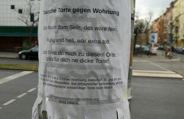 Wohnunssuche Berlin Provision