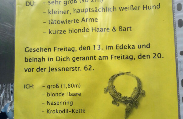 Grosse Liebe in Berlin