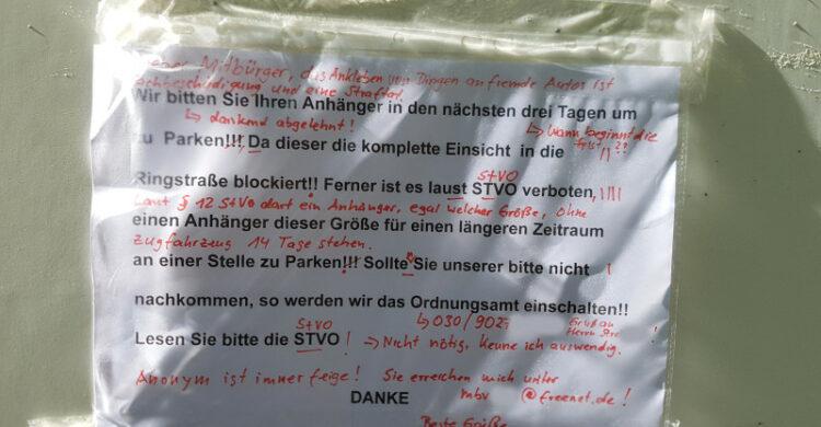StVO Berlin