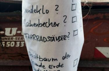 Typisch Berliner Schnauze