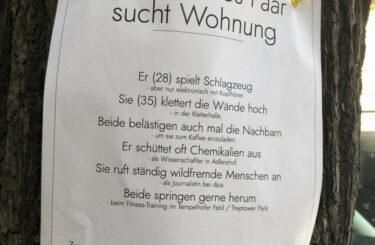 Wohnungssuche Berlin Schillerkiez