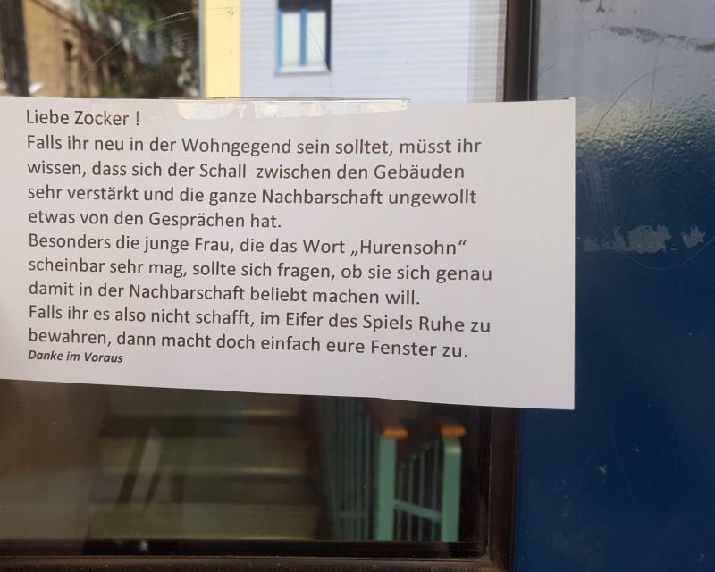 Zocken Berlin