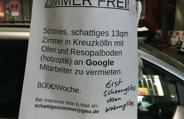 Google Kreuzberg