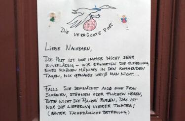 Hausgeburt Berlin