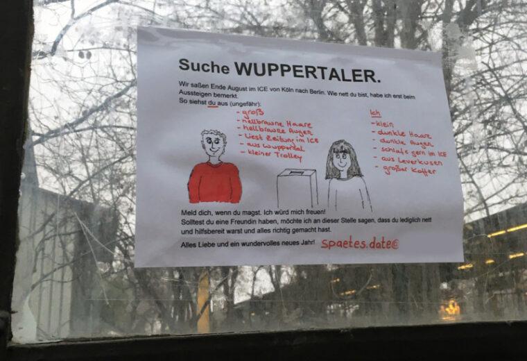 Wuppertal Berlin