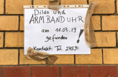 Lost and Found Berlin