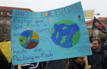 demo klimawandel