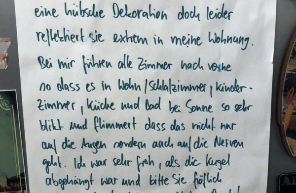 Diskokugel Berlin