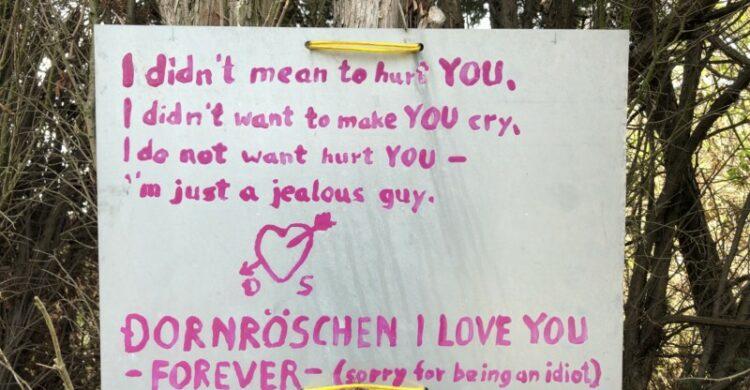 Liebesbrief Berlin