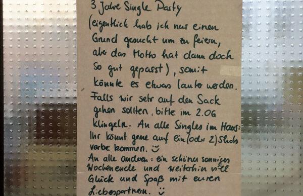 Single Party Berlin