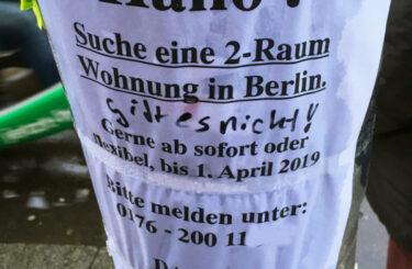 Wohnungssuche Berlin