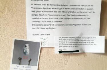 Vogelschutz Berlin
