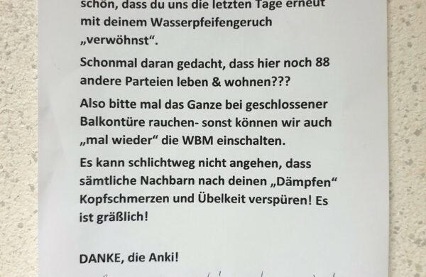 wasserpfeife berlin