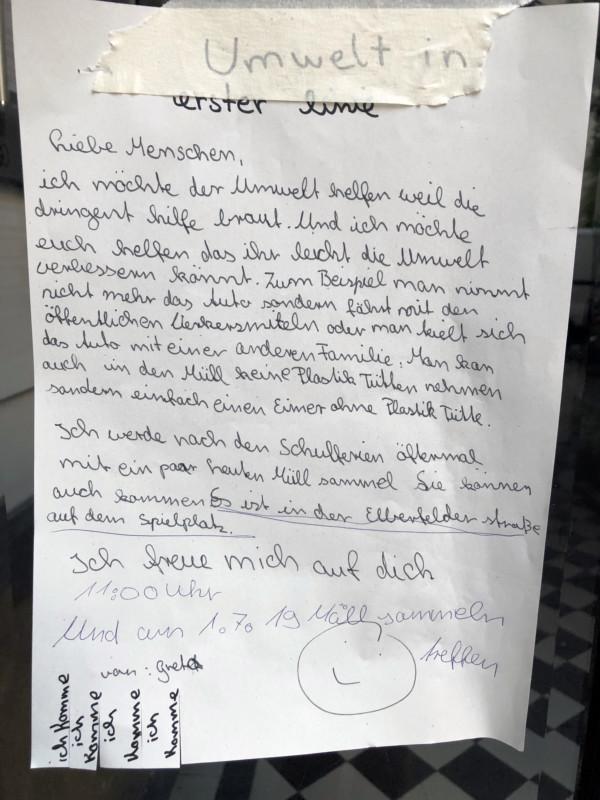 Umwelt retten Berlin