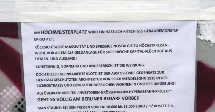 Bausünden Berlin
