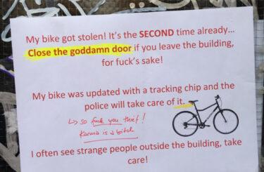 Tracking Chip Fahrrad