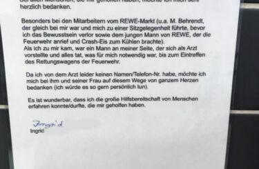 Hilfsbereichtschaft Berlin