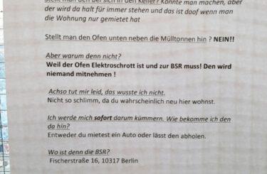 elektroschrott berlin