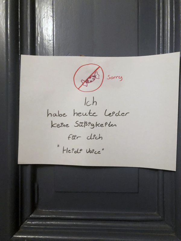 Halloween Nachbarn Berlin