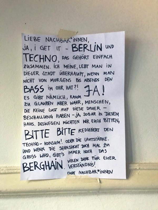Berlin und Techno