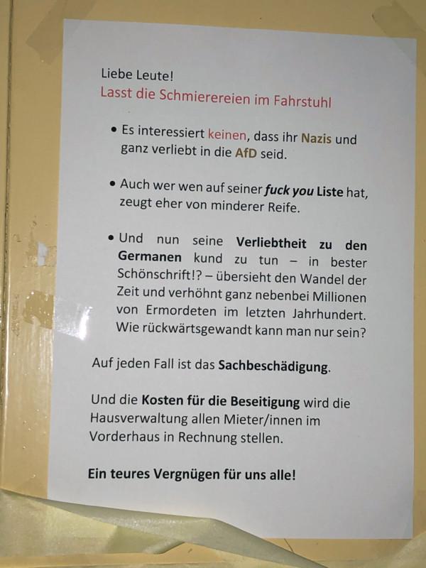 Nazis AfD Berlin