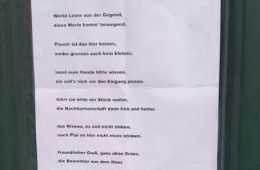 urban poetry berlin