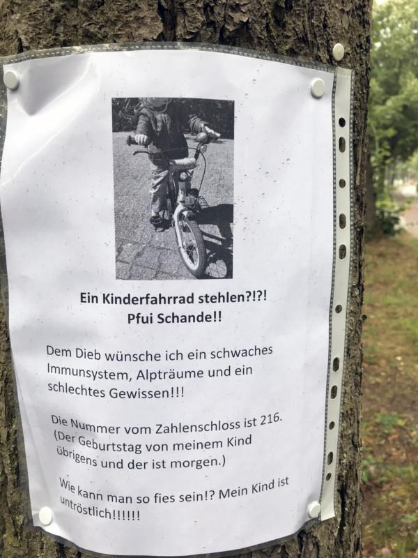 Kinderfahrrad Berlin