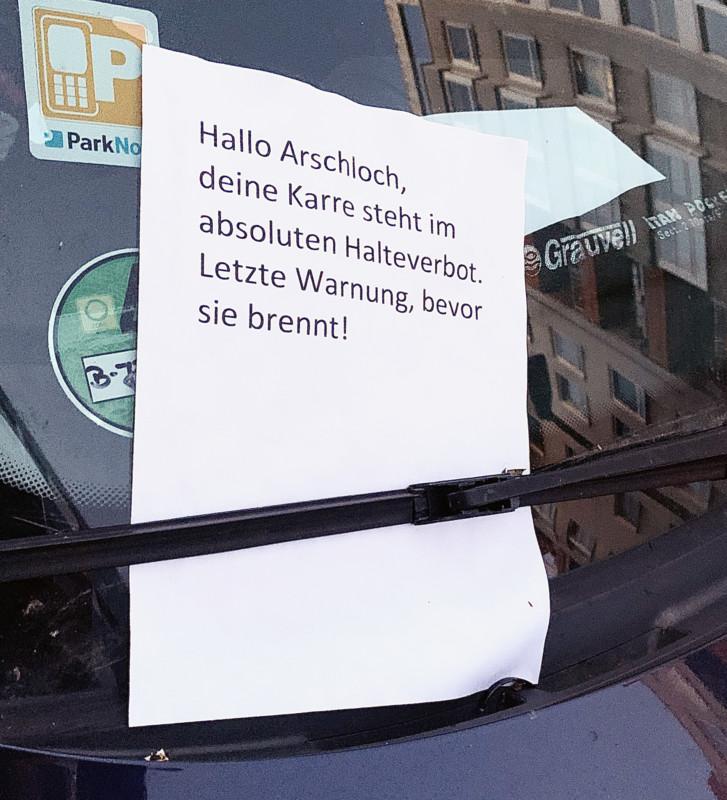 Parken in Berlin
