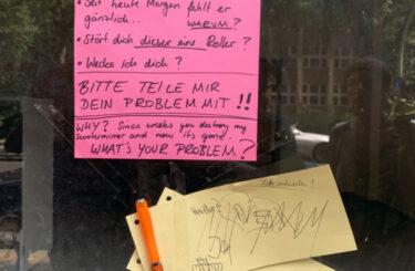 Roller in Berlin