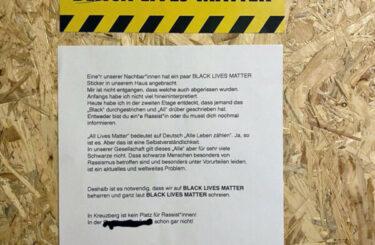 Black Lives Matter Berlin